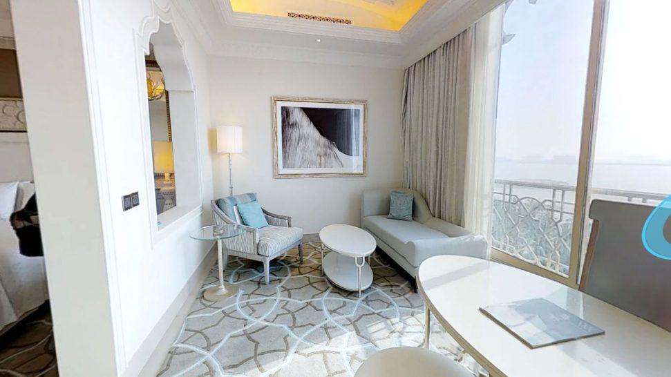 Waldorf Astoria Ras Al Khaimah King Junior Suite with Sea View
