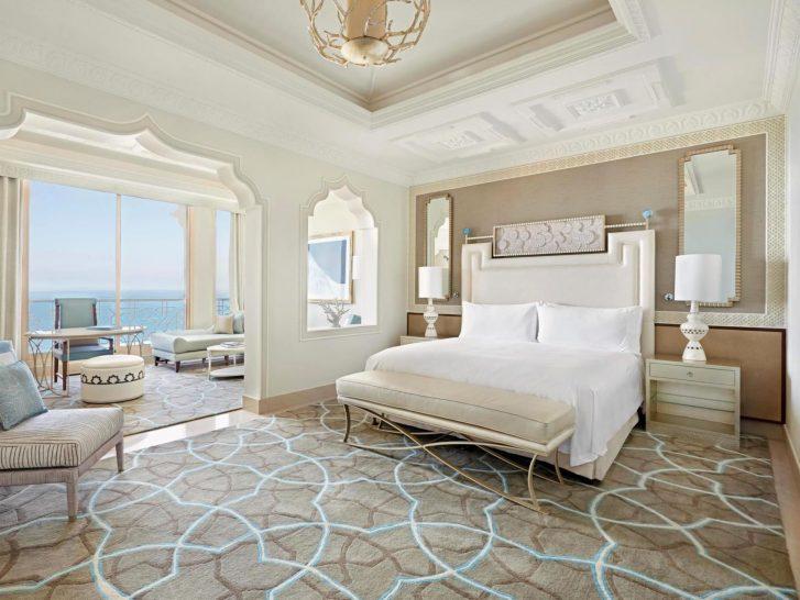 Waldorf Astoria Ras Al Khaimah King junior suite sea view