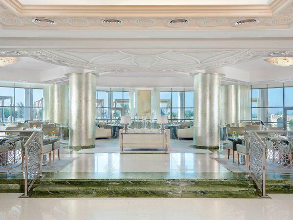 Waldorf Astoria Ras Al Khaimah Qasr Al Bahar Restaurant
