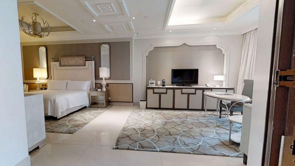 Waldorf Astoria Ras Al Khaimah Two Bedroom Suite with Seaview and Balcony