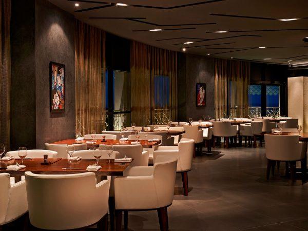 Waldorf Astoria Ras Al Khaimah UMI Dining Area