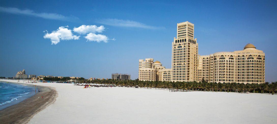 Waldorf Astoria Ras Al Khaimah beach view