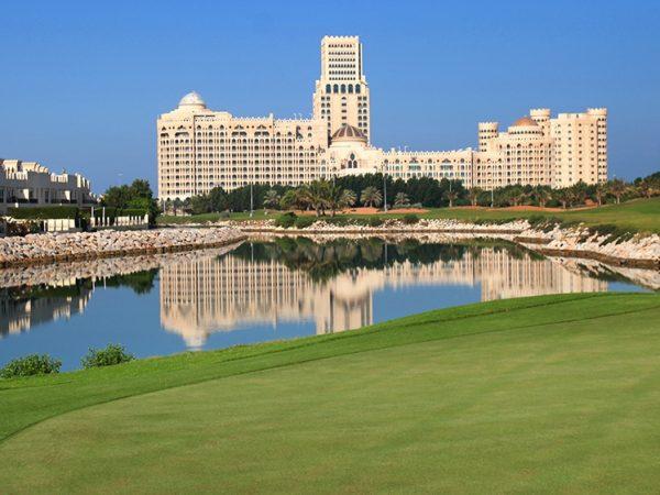 Waldorf Astoria Ras Al Khaimah golf course