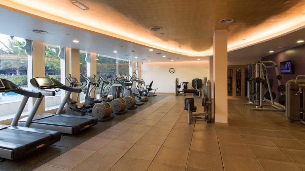 Waldorf Astoria Ras Al Khaimah gym