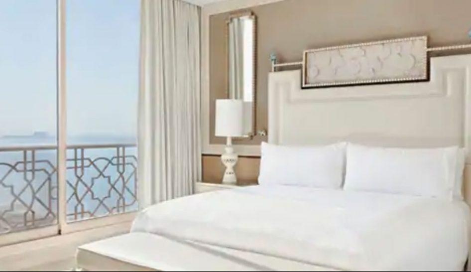 Waldorf Astoria Ras Al Khaimah-king-one-bedroom suite with Sea view