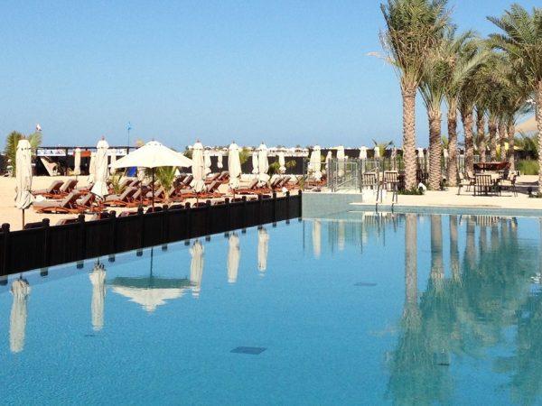 Waldorf Astoria Ras Al Khaimah pool view