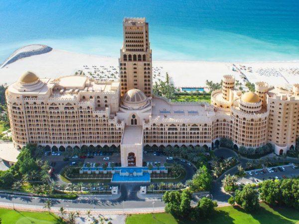 Waldorf Astoria Ras Al Khaimah top