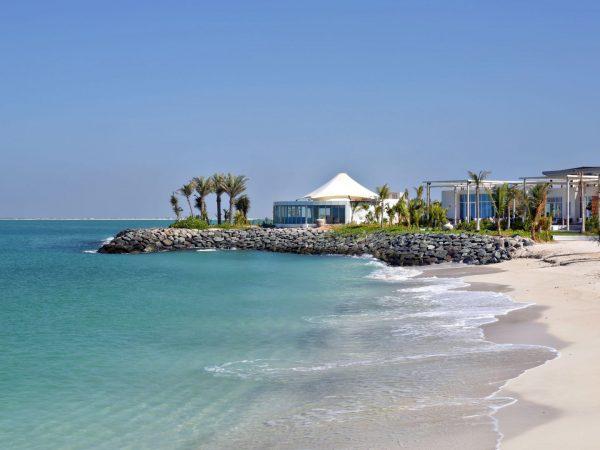 Zaya Nurai Island Abu Dhabi Beach