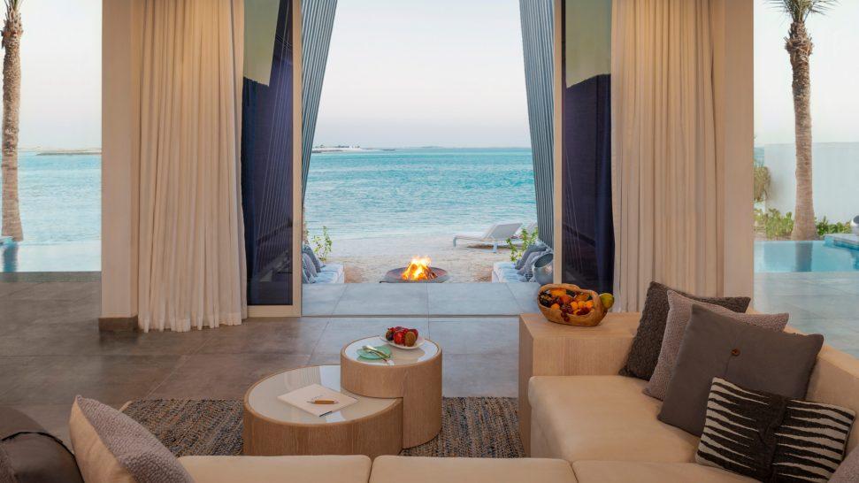 Zaya Nurai Island Abu Dhabi Beach House