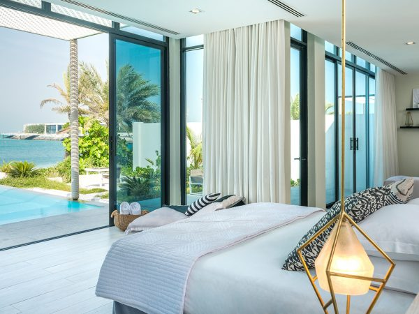 Zaya Nurai Island Abu Dhabi Beach Villa Room