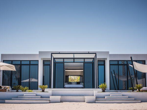 Zaya Nurai Island Abu Dhabi Front View