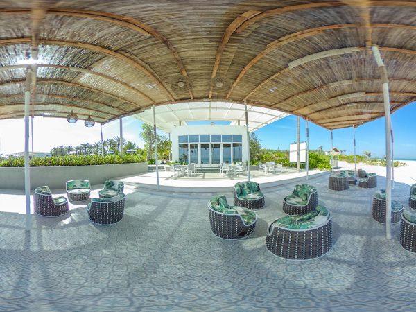 Zaya Nurai Island Abu Dhabi Lobby View