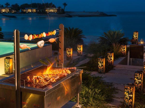 Zaya Nurai Island Abu Dhabi Private BBQ
