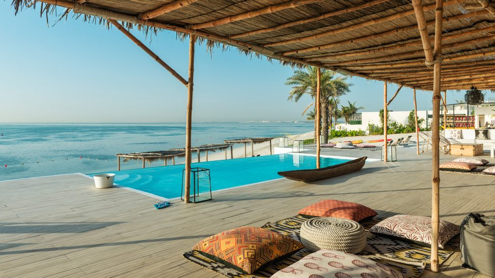 Zaya Nurai Island Abu Dhabi Smokin Pineapple