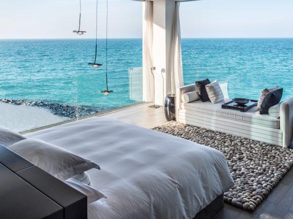 Zaya Nurai Island Abu Dhabi Water Villa