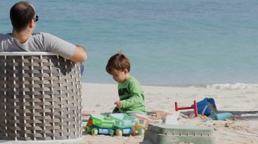 Zaya Nurai Island Abu Dhabi kids club