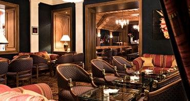 Kulm Hotel St. Moritz Altitude bar