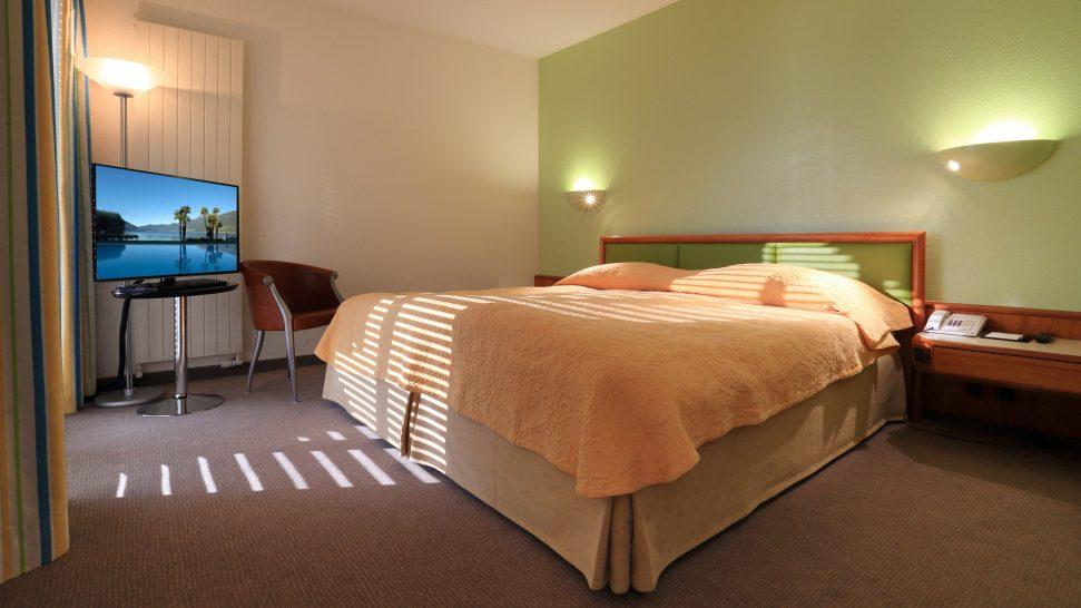Hotel Eden Roc Comfort Suite lake view