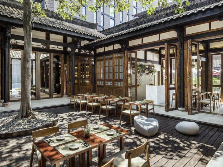 The Temple House mi xun tea house