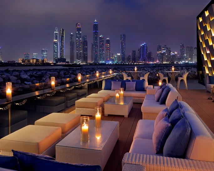 one and only the palm dubai bar