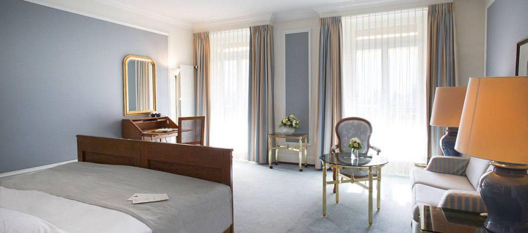 Victoria Jungfrau Interlaken superior room