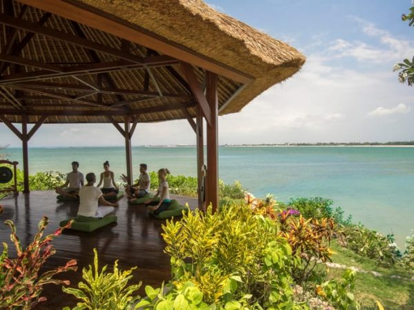 Four Seasons Resort Bali at Jimbaran Bay yoga