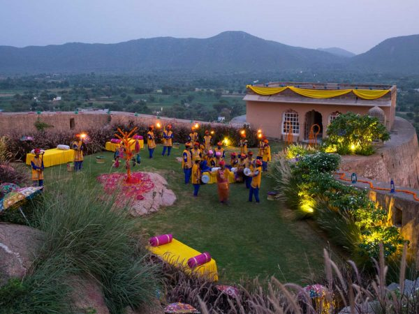 Alila Fort Bishangarh Event