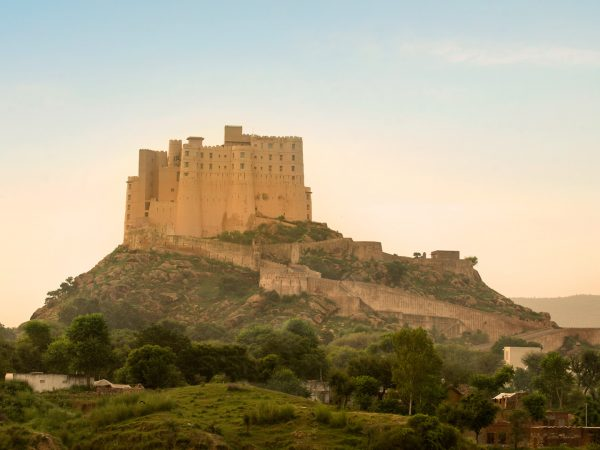 Alila Fort Bishangarh Exterior During