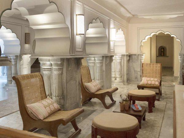 Alila Fort Bishangarh Kachchawa Lounge