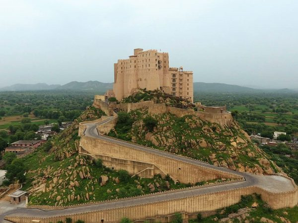 Alila Fort Bishangarh Overview