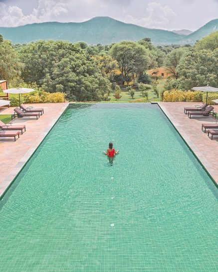 Alila Fort Bishangarh Pool