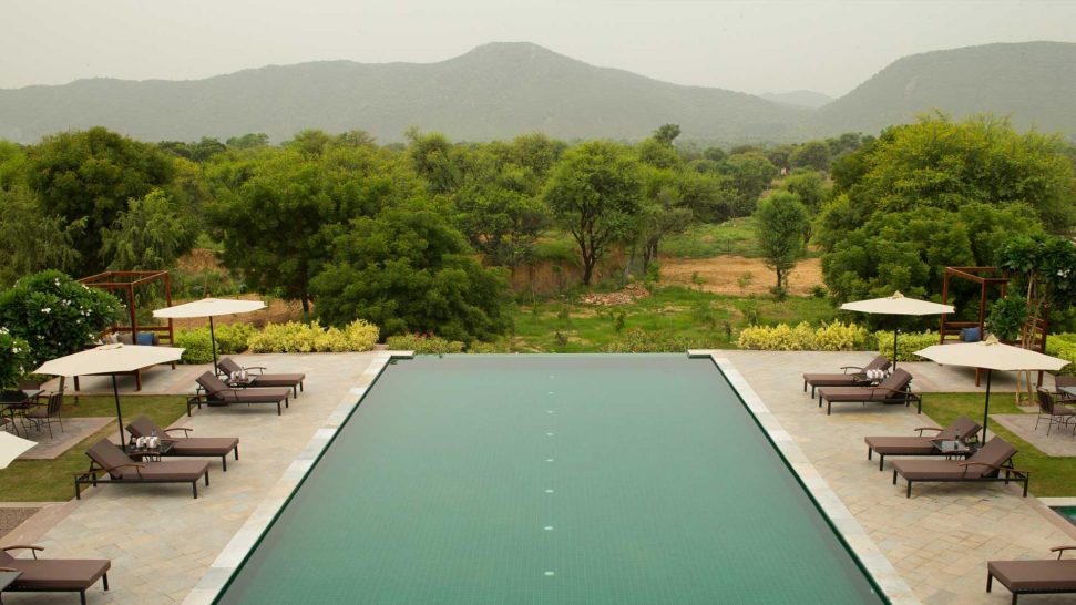 Alila Fort Bishangarh Pool