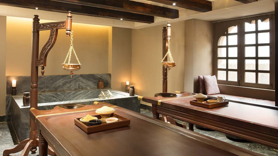 Alila Fort Bishangarh Spa