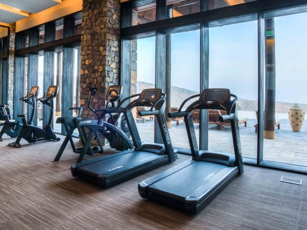 Alila Jabal Akhdar Gym