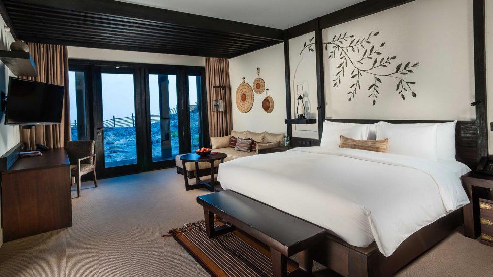 Alila Jabal Akhdar Horizon View Suite