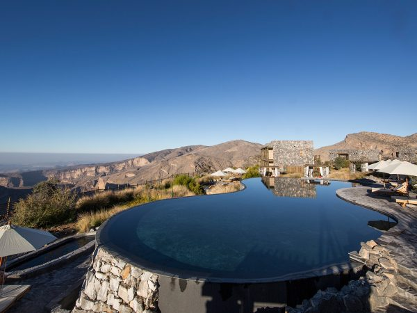 Alila Jabal Akhdar Pool