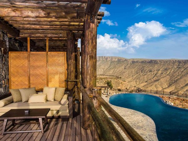 Alila Jabal Akhdar Ridge View Suite