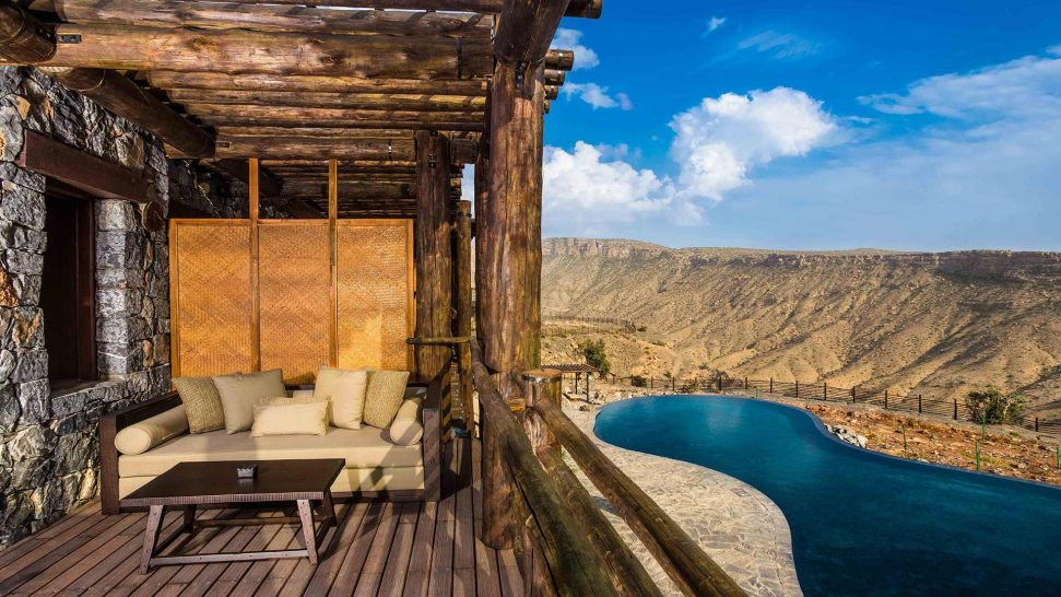 Alila Jabal Akhdar Ridge View Suite