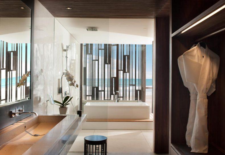 Alila Seminyak Bathroom View