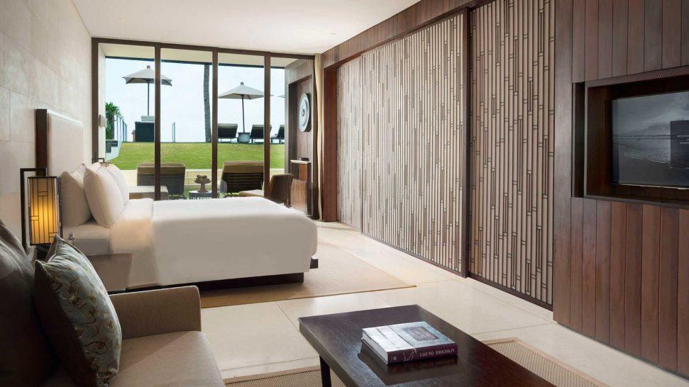 Alila Seminyak Deluxe Terrace Suite