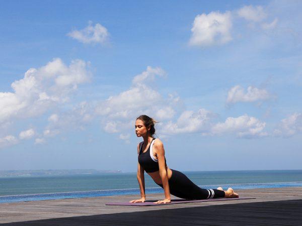 Alila Seminyak Wellness Private Yoga