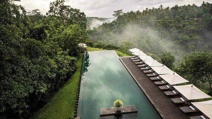 Alila Ubud Bali Pool
