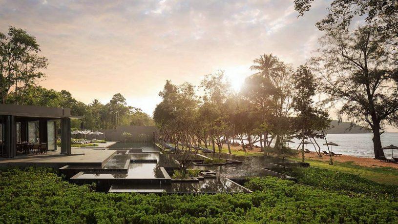 Alila Villa Koh Russey Cambodia Pool