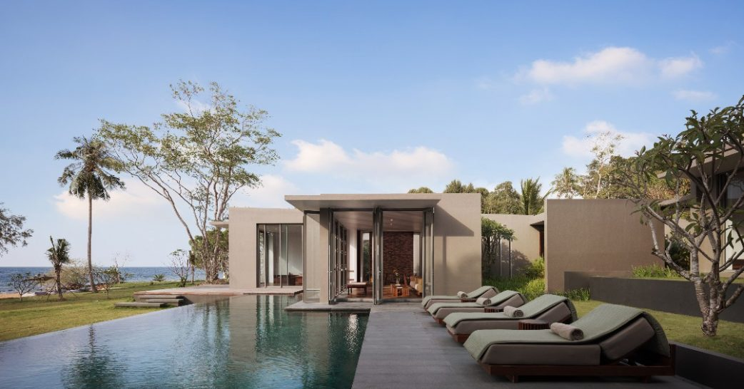 Alila Villas Koh Russey 4 Bedroom Beach Villa