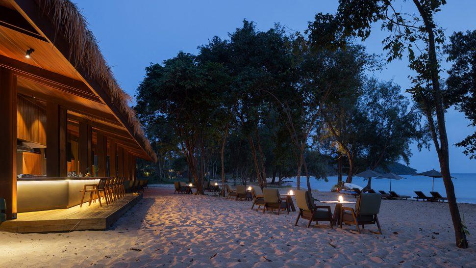Alila Villas Koh Russey Beach Shack