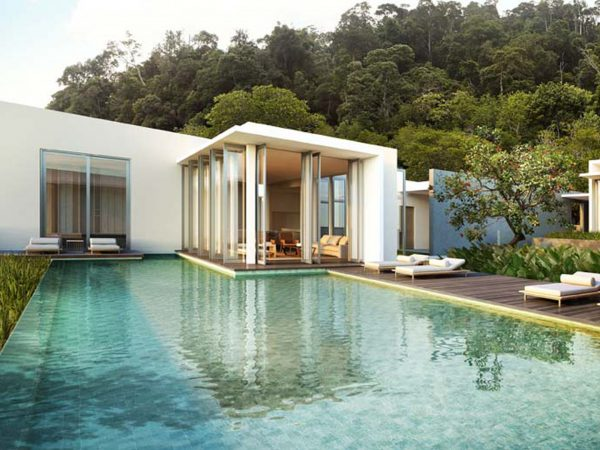 Alila Villas Koh Russey Four Bedroom Beach Estate