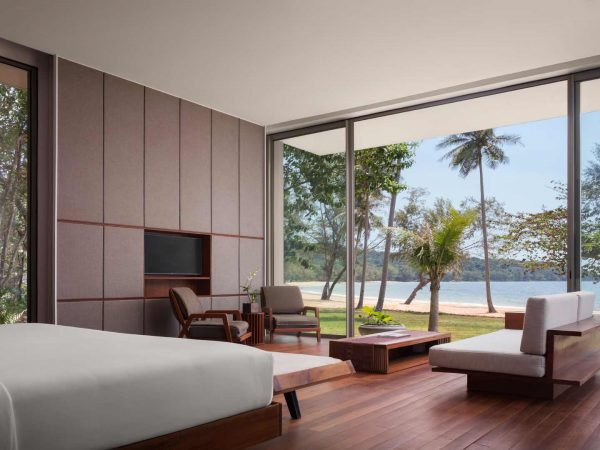 Alila Villas Koh Russey Four Bedroom Estate Bedroom