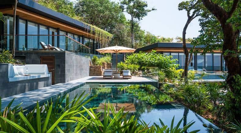 Alila Villas Koh Russey Garden Pool Villa