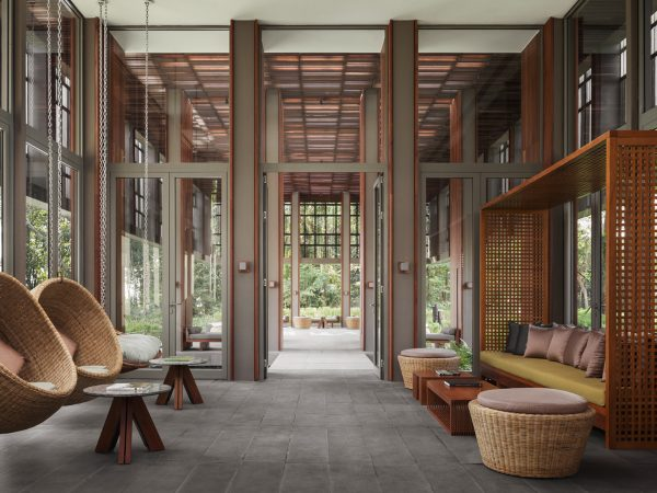 Alila Villas Koh Russey Lobby Reception