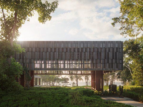 Alila Villas Koh Russey Lobby Welcome Pavilion